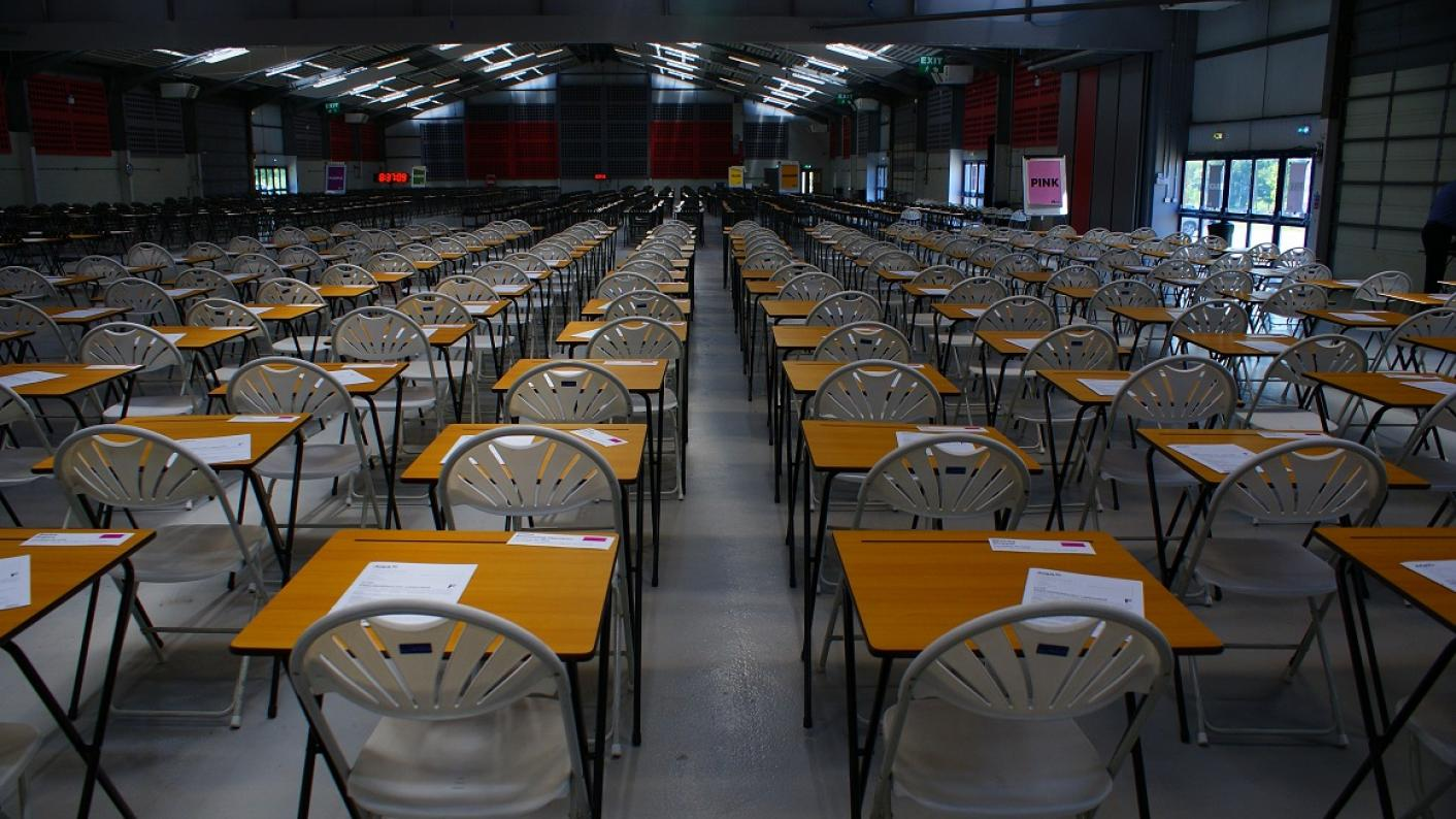 The DfE has announced a change to the condition of funding rules surrounding GCSE resits in English and maths