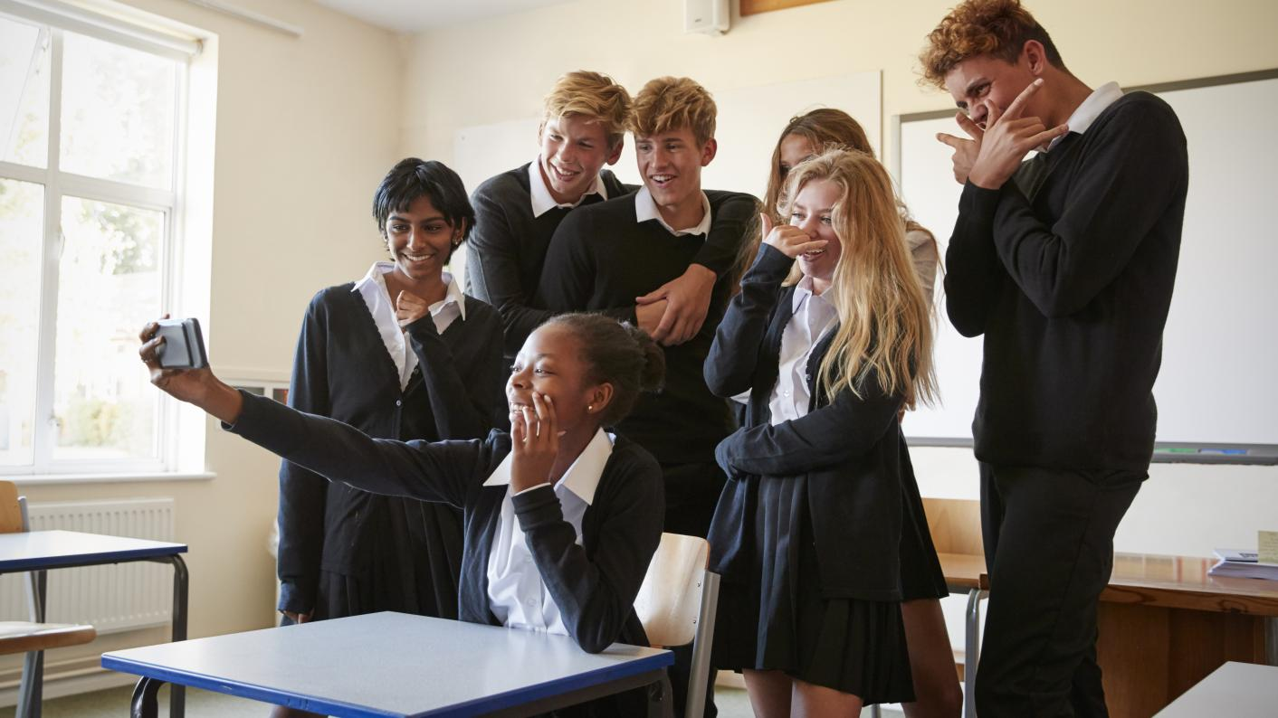 Education minister Nick Gibb has suggested schools should ban mobile phones - but hasn't he got bigger fish to fry, asks Geoff Barton