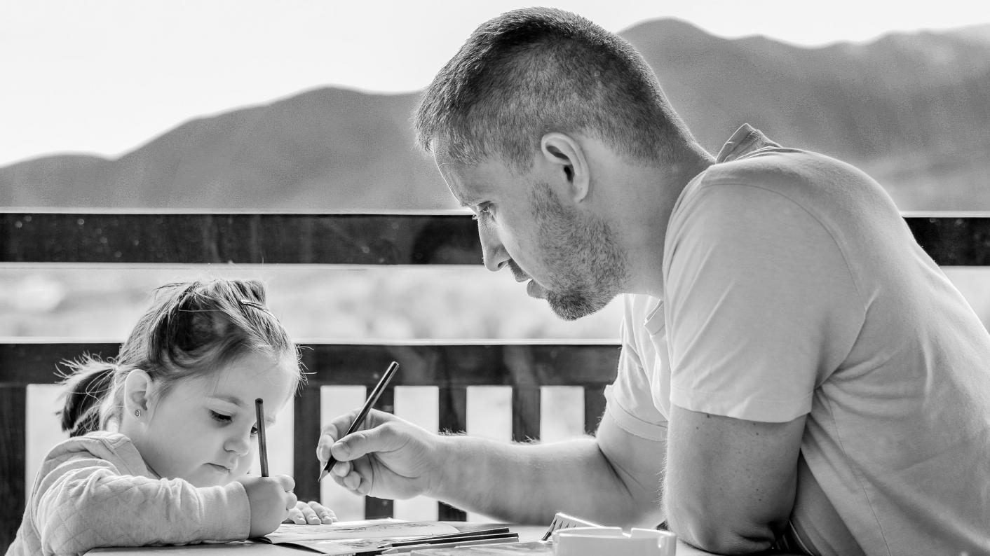 'I changed how I teach after becoming a dad'