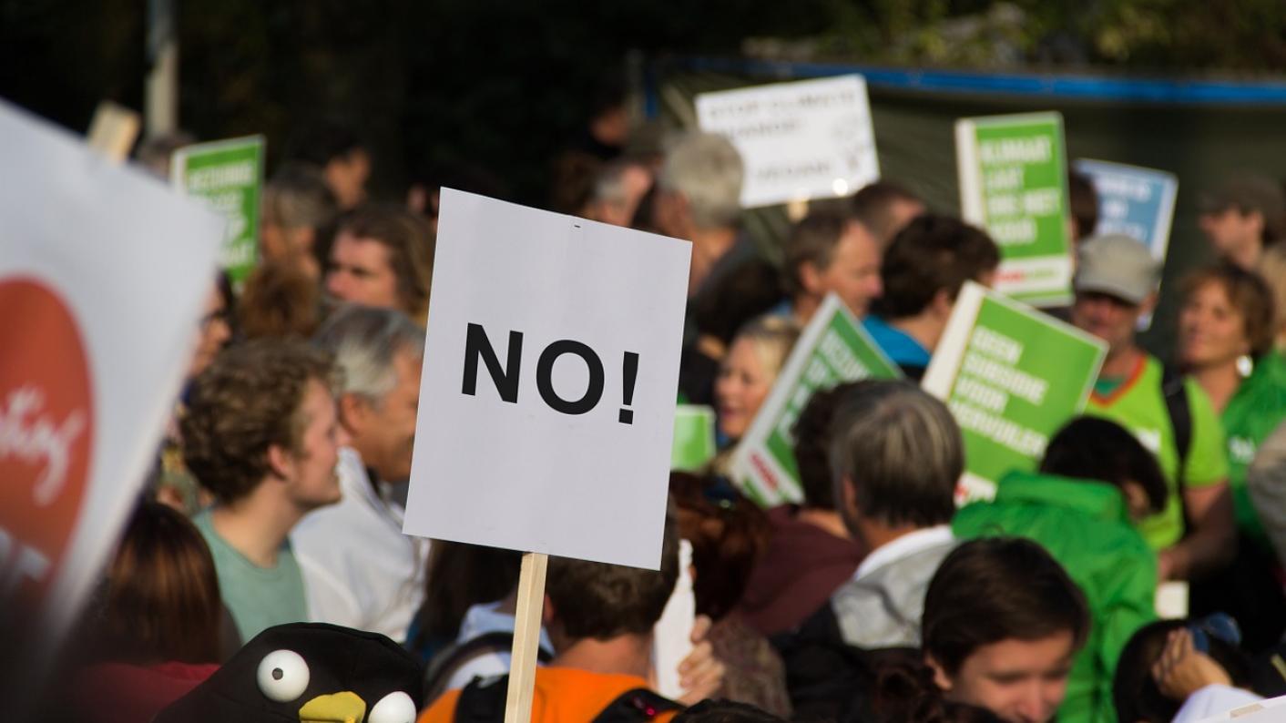 Pupil strike, Pupils strike for climate, Climate Change, Geoff Barton