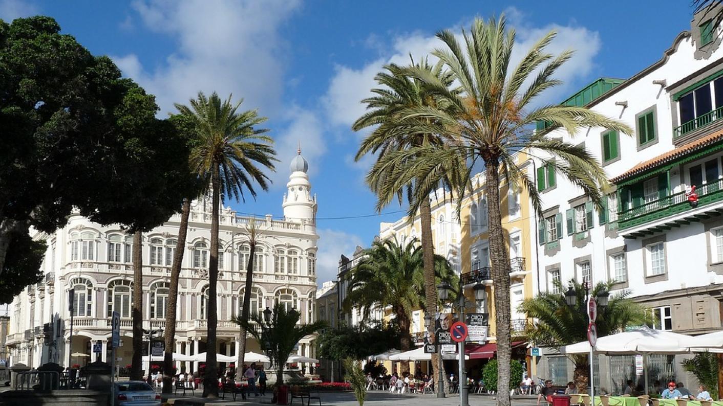 Gran Canaria, teaching abroad, International teaching