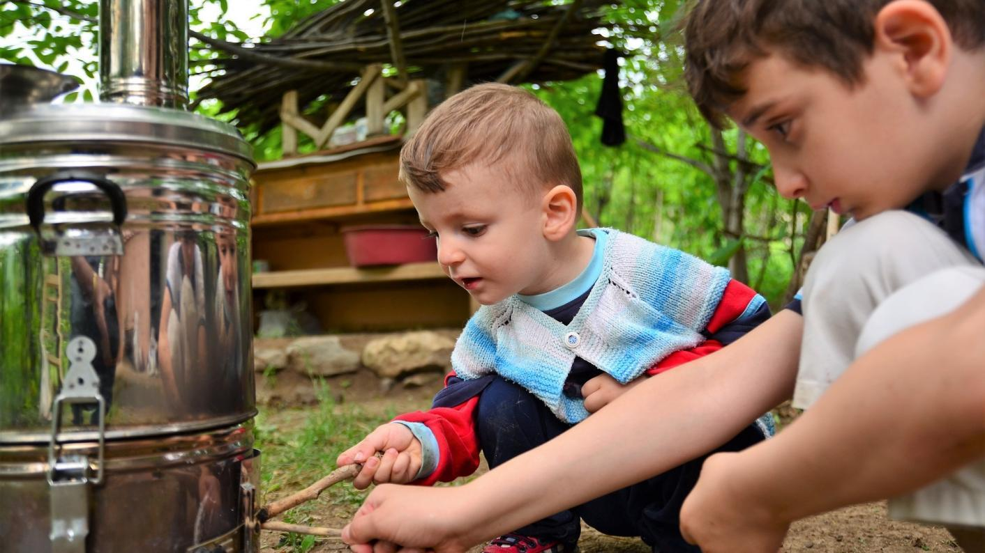 Why are we so reluctant to take learning into the outdoors?