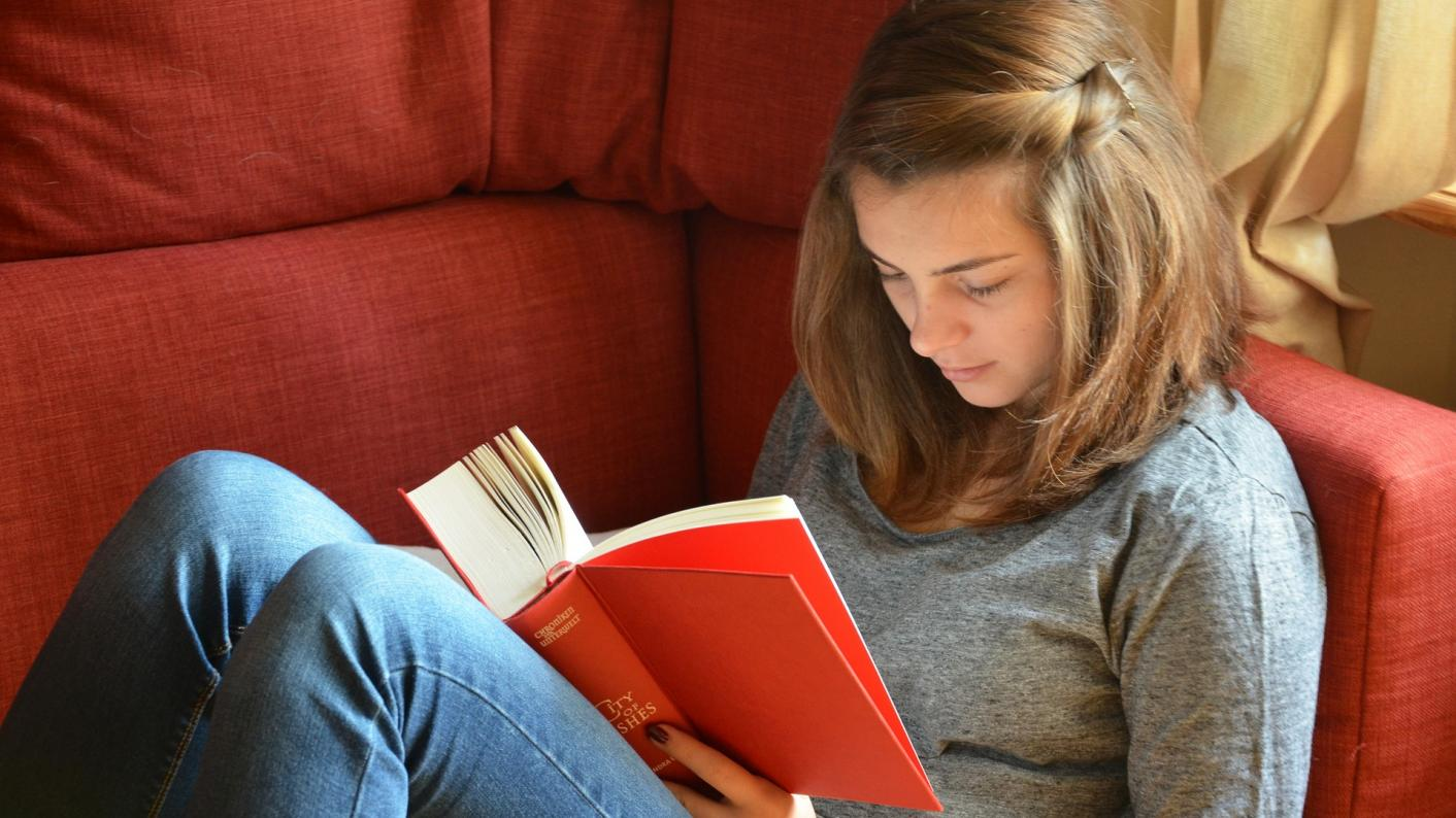 Literacy: How do we get teens emotionally attached to books?