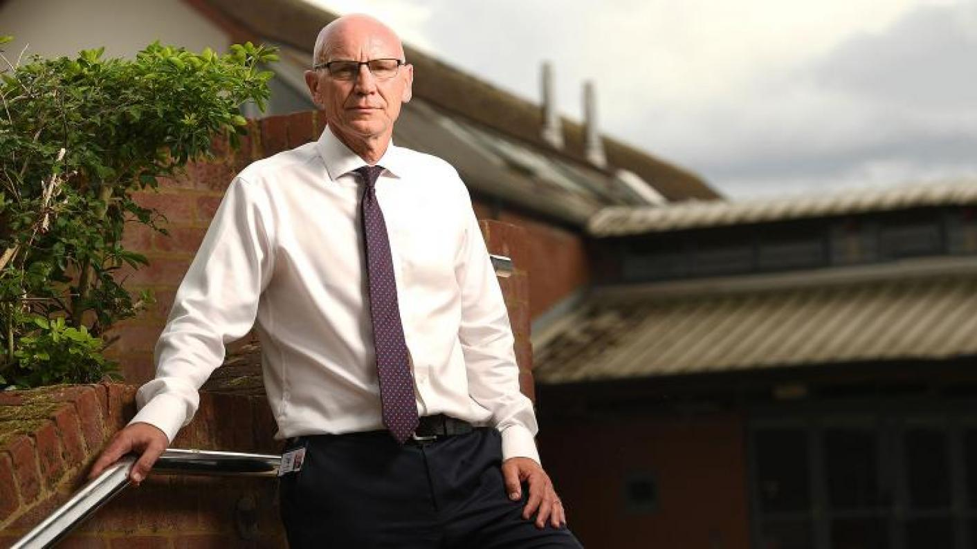 Jules White the head of the WorthLess? campaign which has criticised Ofsted's new framework