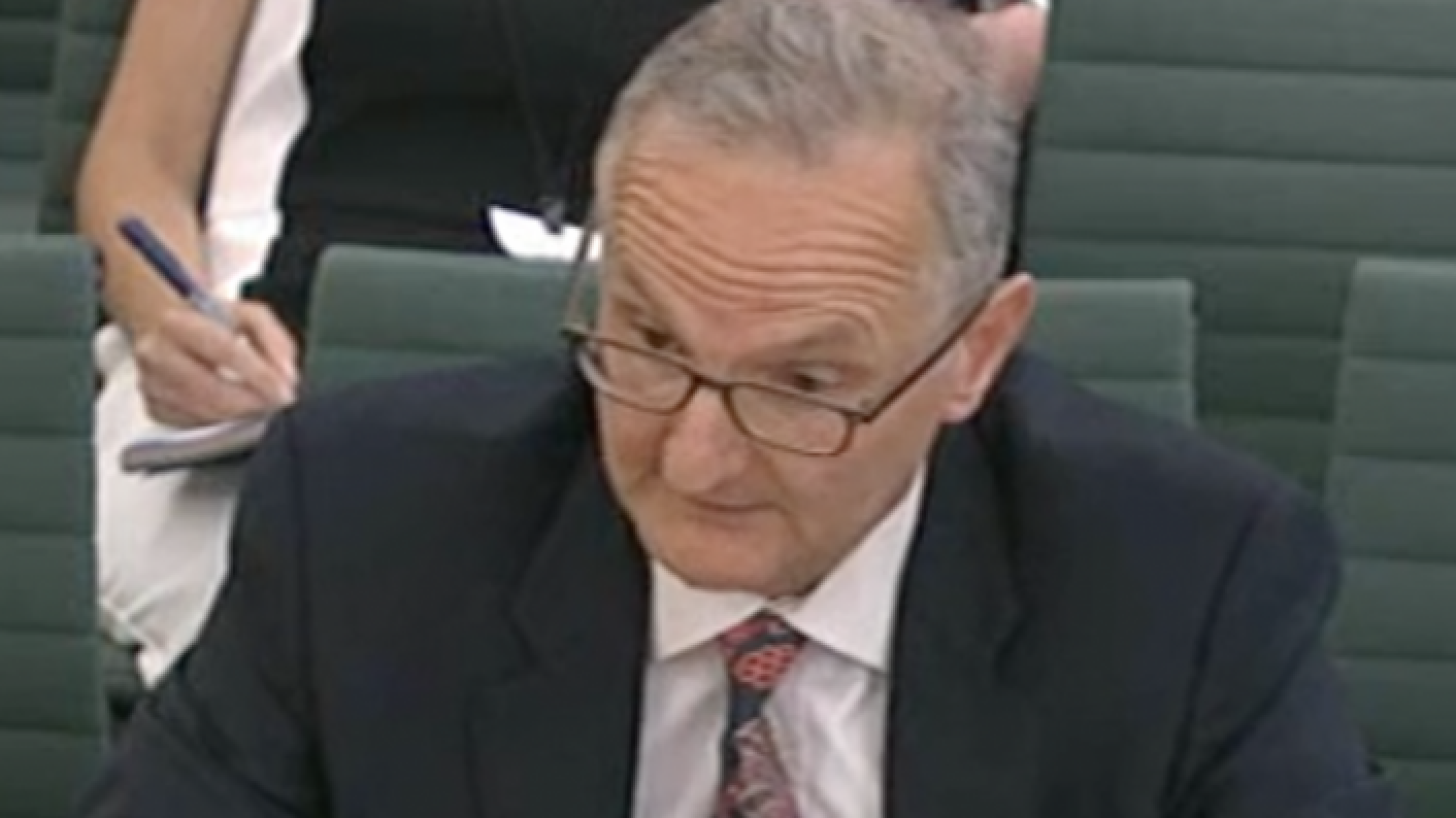 Lord Agnew says school accountability system could be tightened up in relation to off-rolling