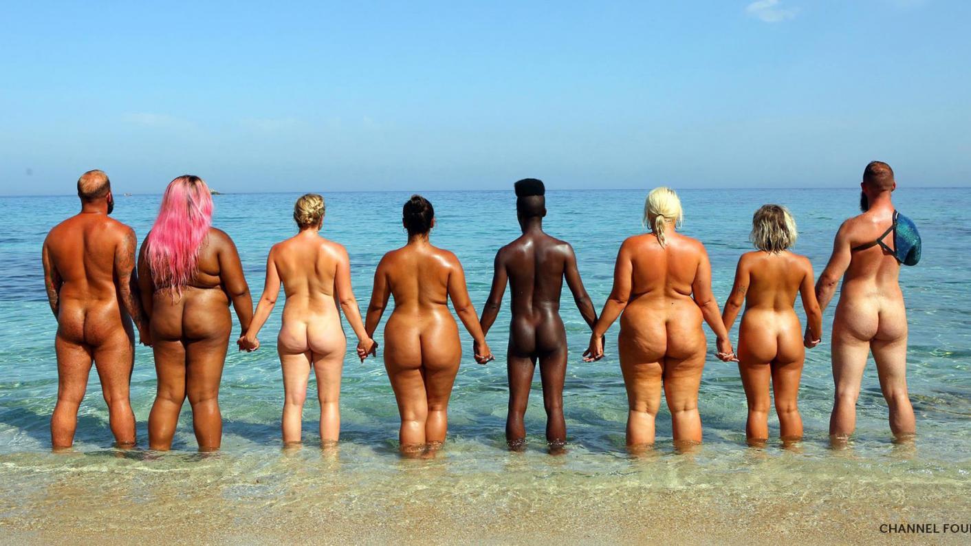 Naked Beach, Channel 4, Channel 4's Naked Beach, Natasha Devon