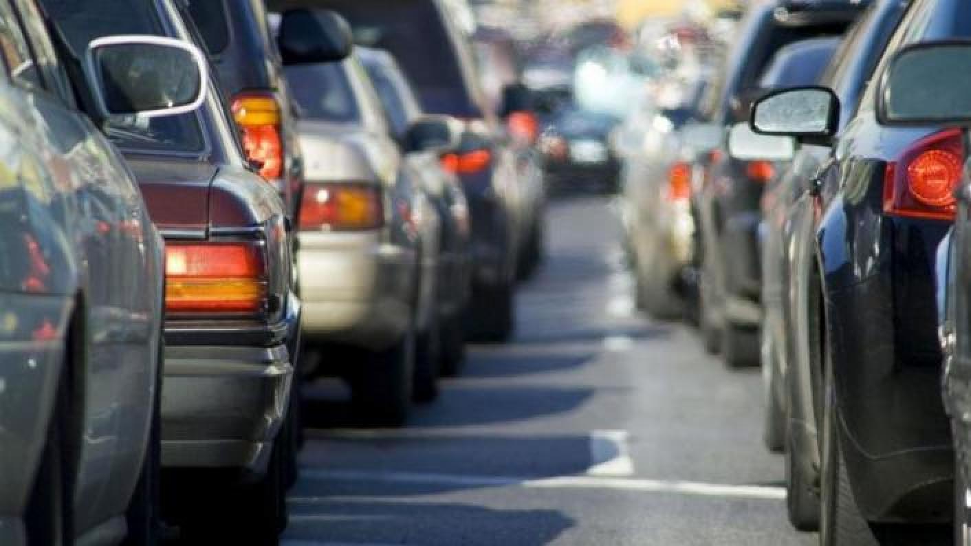 No deal Brexit traffic