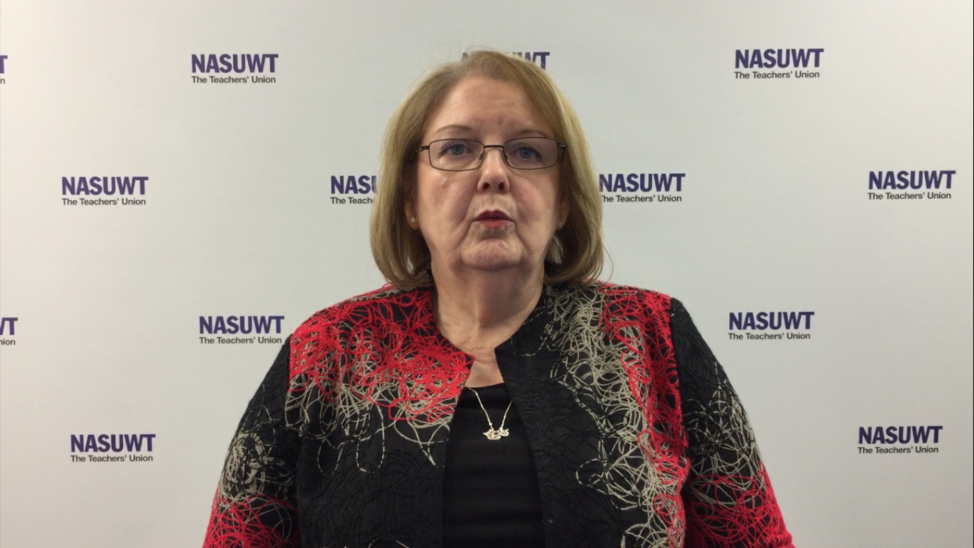 Chris Keates reflects on the 2019 NASUWT annual conference in Belfast.