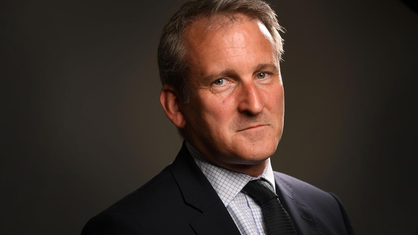 Damian Hinds talked to Tes about edtech, funding, LGBT protests and Brexit,