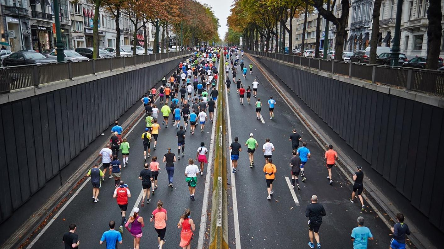Just like a marathon runner, a teacher needs to pace themselves - otherwise they will face burnout, writes Fearghal O'Nuallain