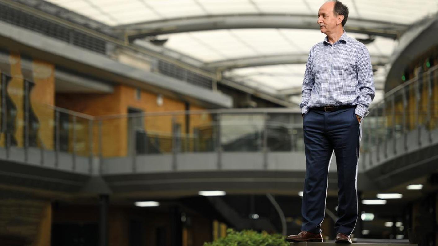 Frank Norris, Co-op Academies trust director
