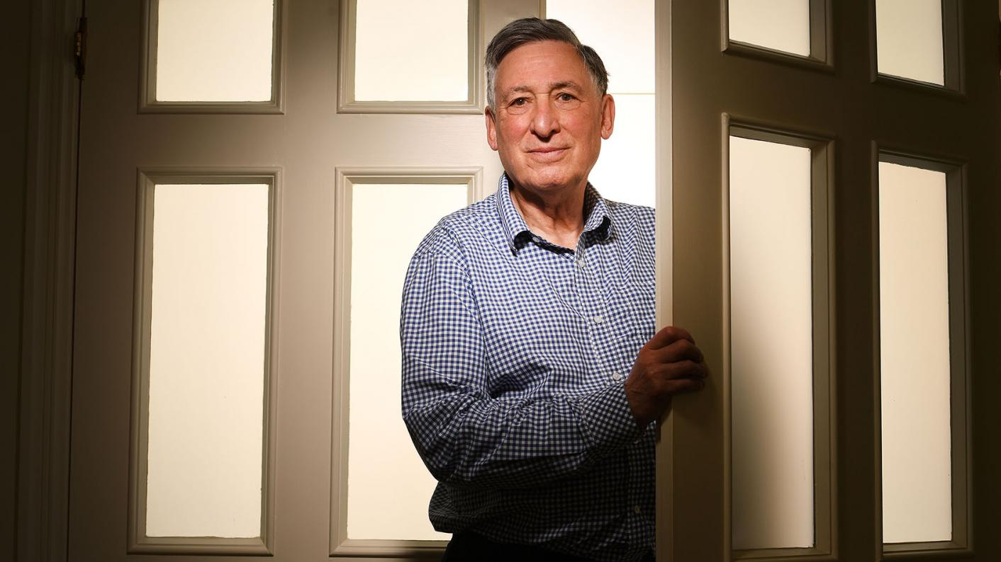 Tes profile: Tony Cann, founder of Promethean and Learning by Questions.