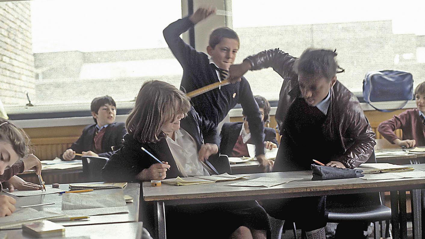 Teachers shouldn't blame themselves for pupils' poor behaviour, says Lucy Moss