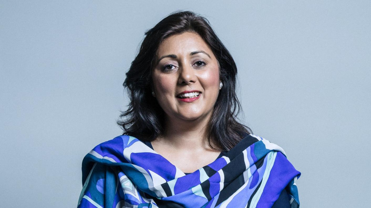 Transport minister Nusrat Ghani calls for more diverse candidates to engineering
