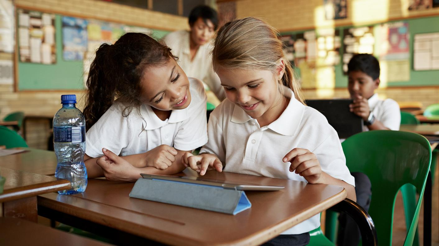 How Web for Classrooms can make a difference in your school
