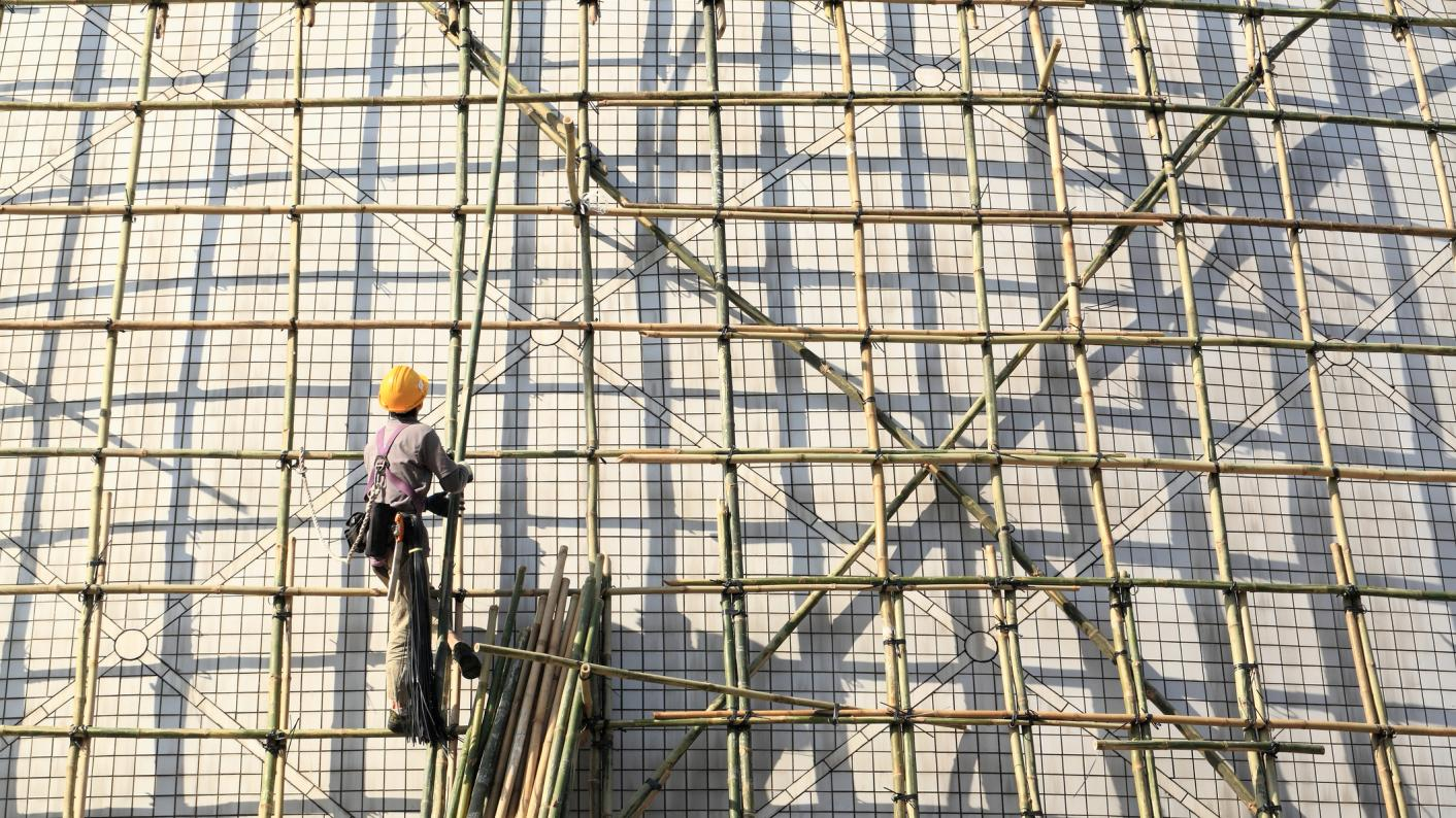 scaffold in the classroom