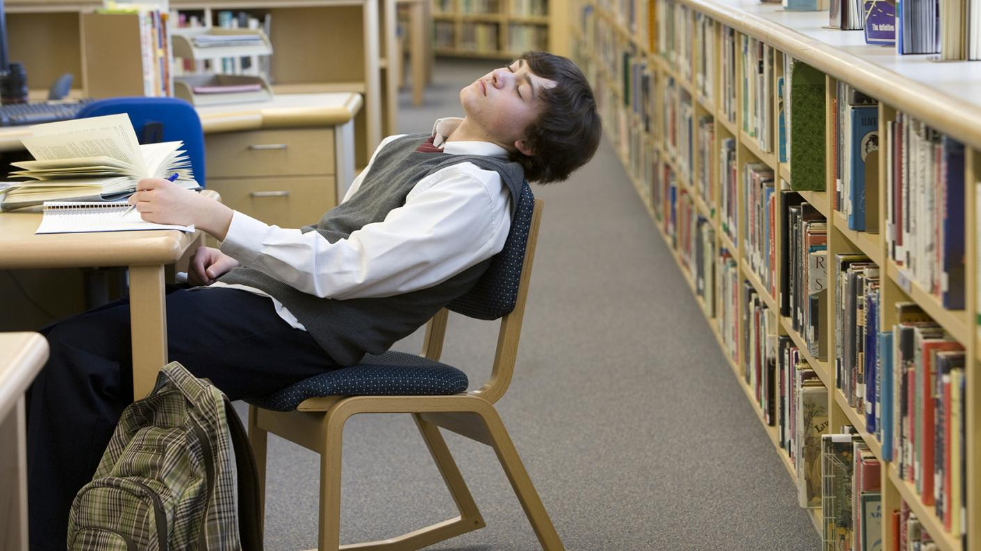 Teachers should be urging exam students to get enough sleep - as research has shown the impact that sleep has on knowledge retention, writes Dr Niki Kaiser