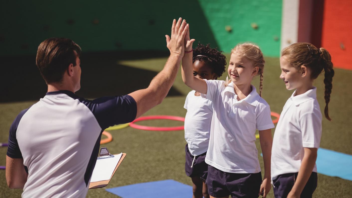 Individual greetings for pupils open up 'potential for assault' on teachers