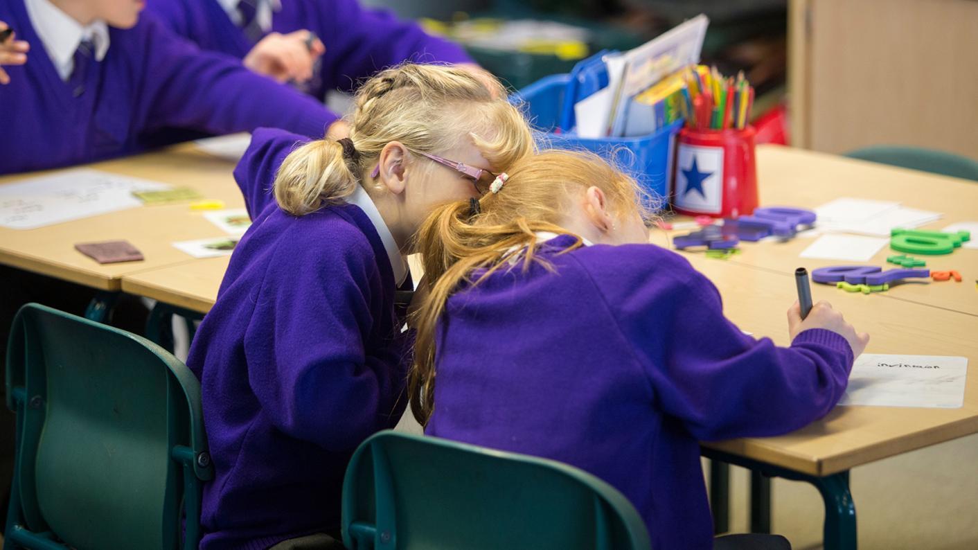Amanda Spielman has warned against adding to pressure on pupils