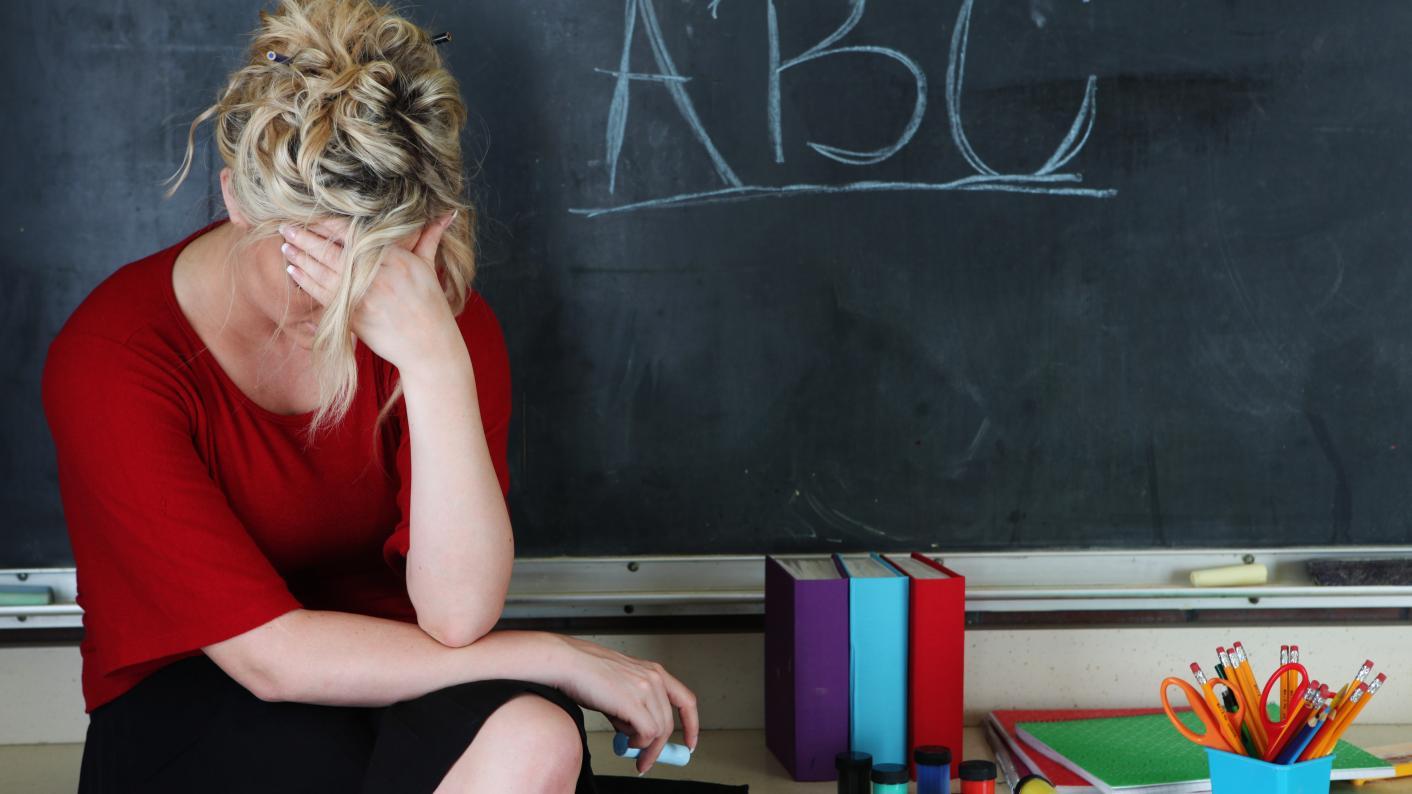 teacher stress