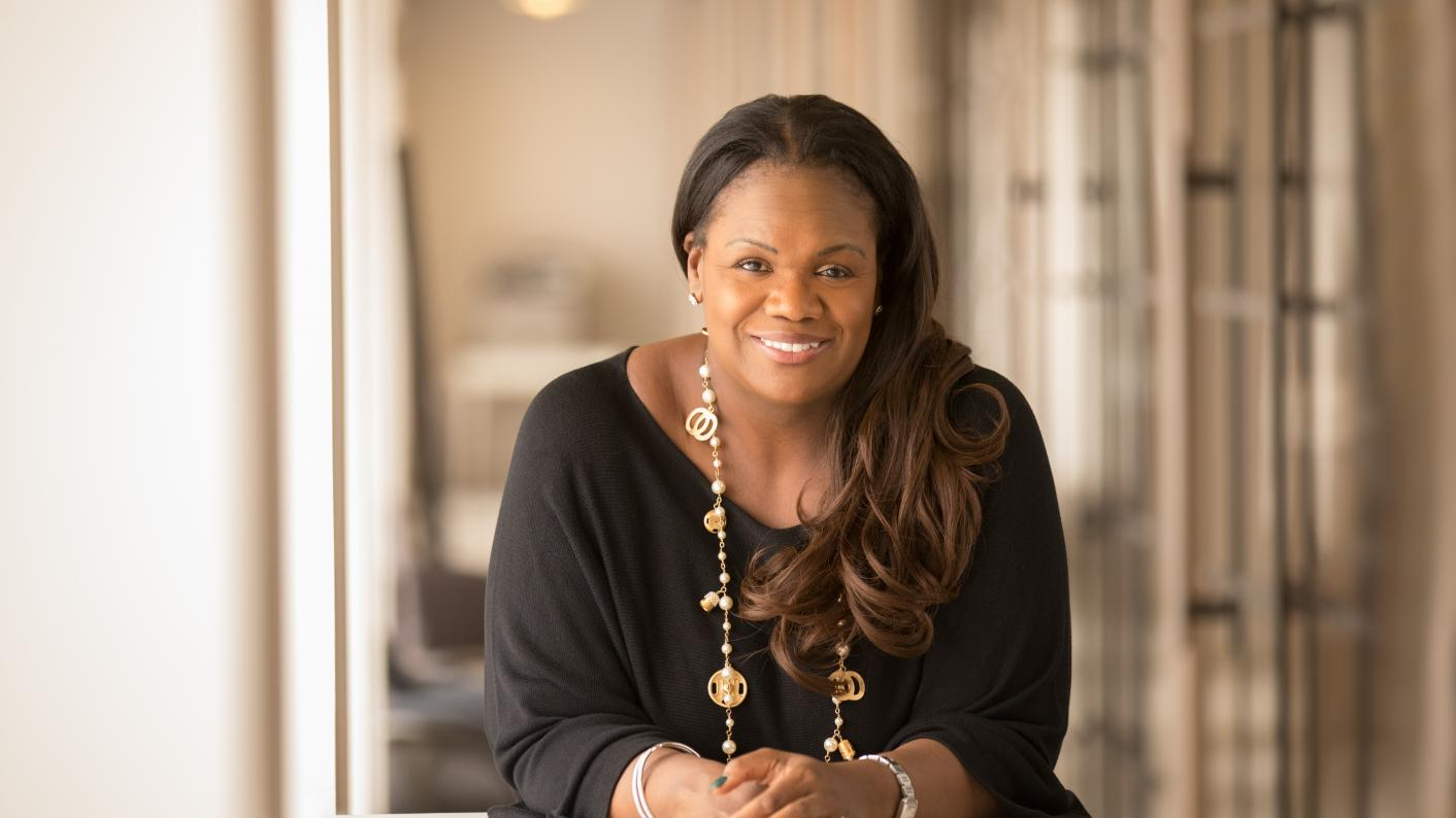 Dame Vivian Hunt will be the new chair of Teach First