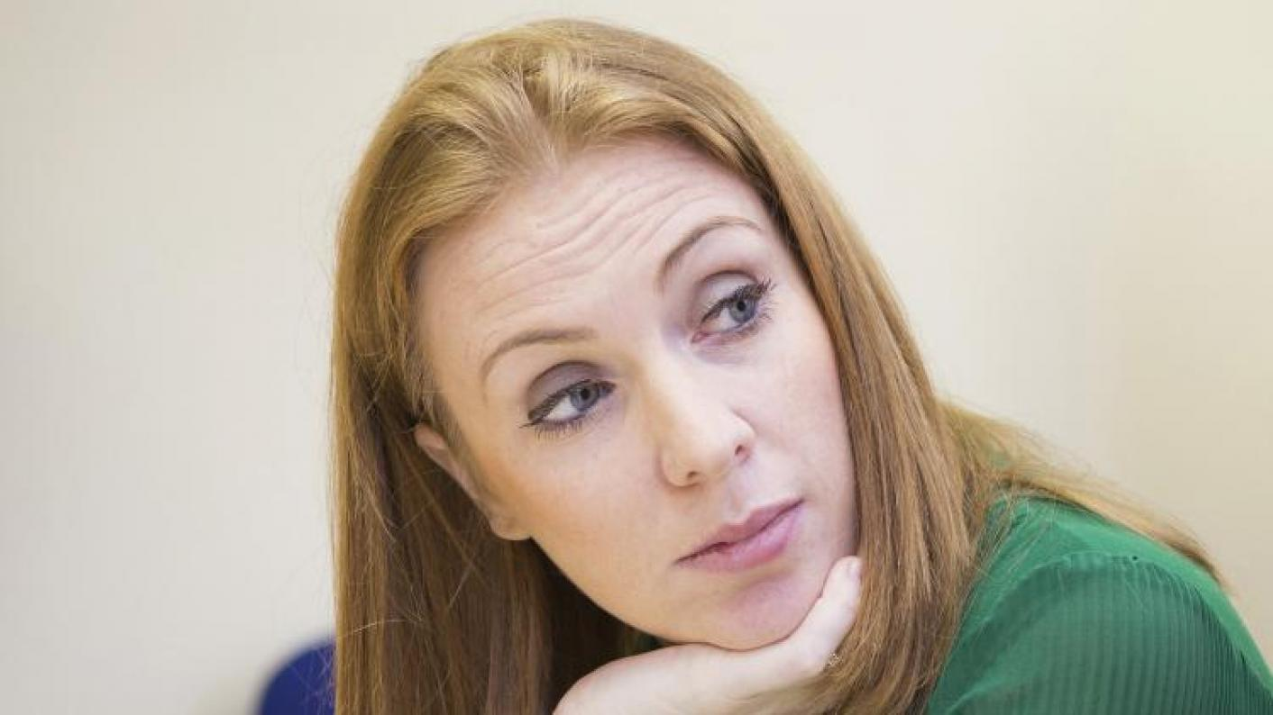 Angela Rayner says colleges would be at the heart of a Labour government's education policy