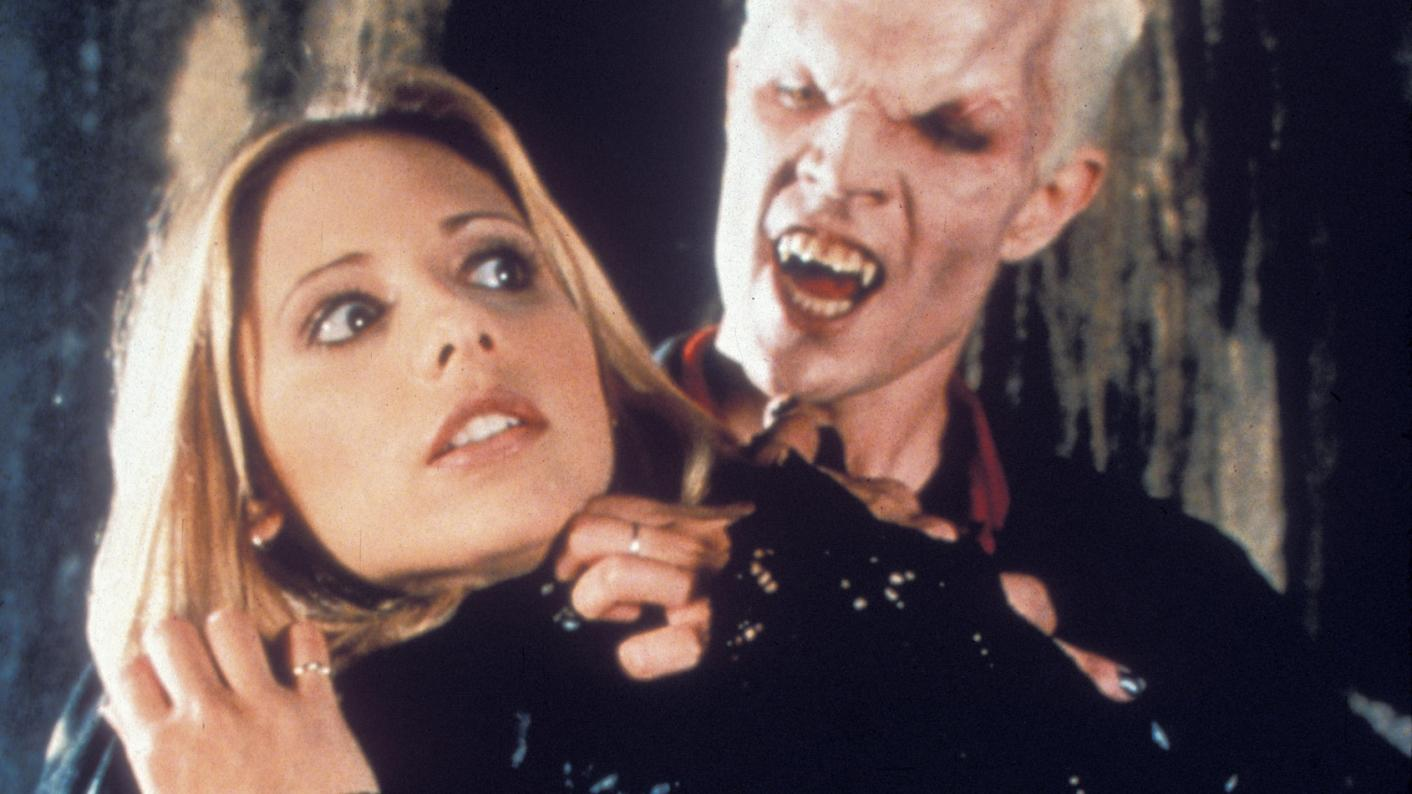 Teachers, be like Buffy - take on the world as a team