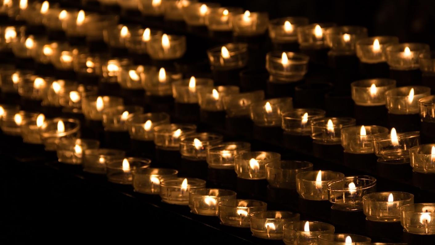 Teaching, teachers, teachers' funeral, colleague's funeral, teacher death, teacher dying