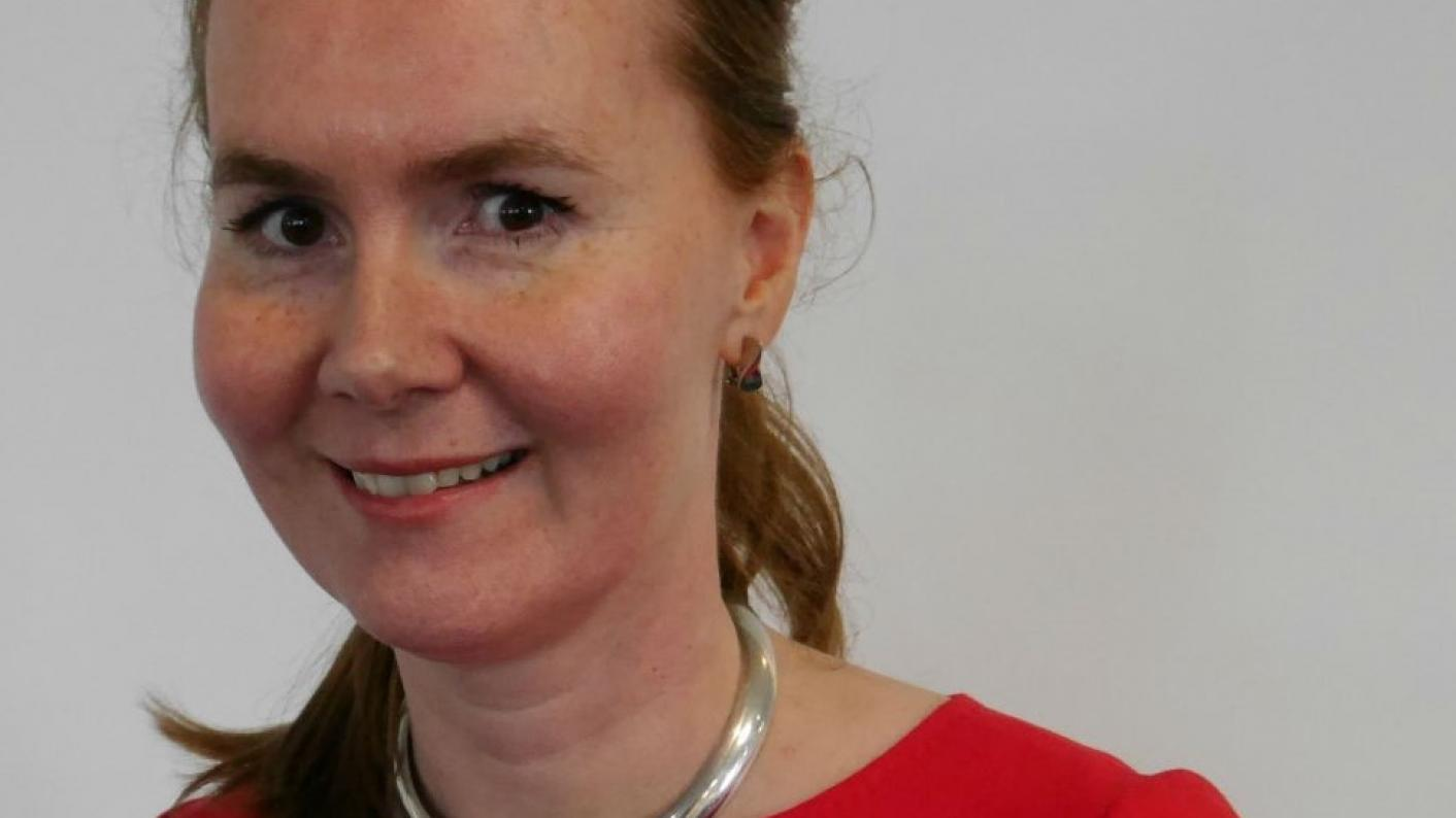 Fiona Robertson has been appointed to lead the Scottish Qualifications Authority