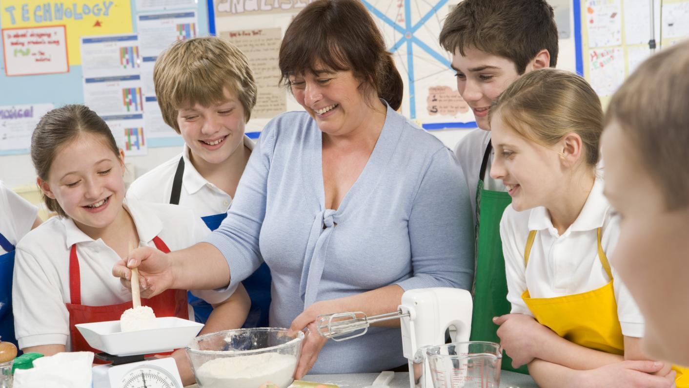 school cookery