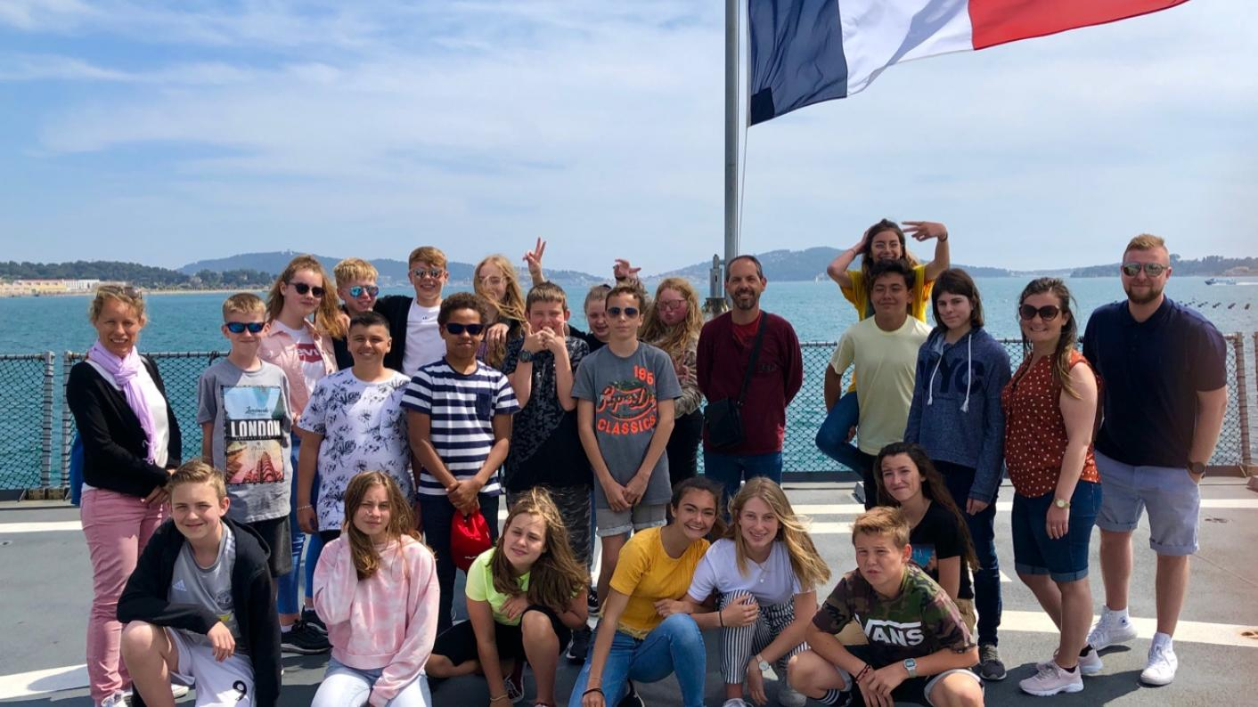 How to make a school foreign exchange programme a success