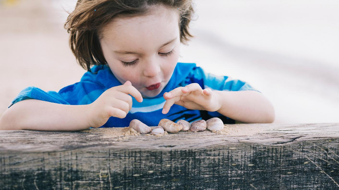 What's the best way to teach children to count?