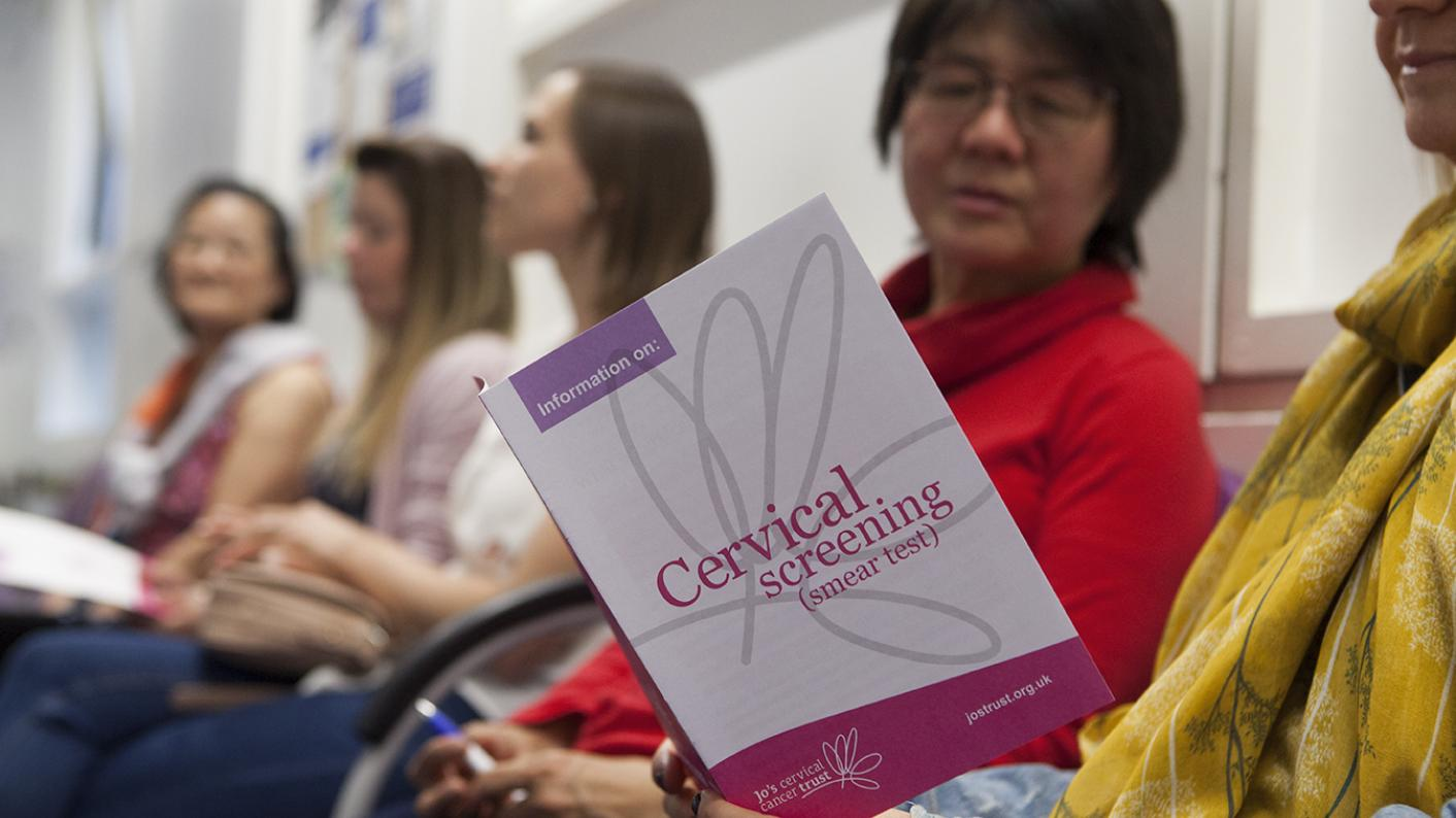 Busy women teachers are being urged to make sure they don't miss out on cancer checks