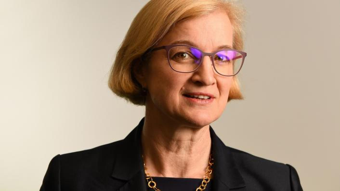 """Amanda Spielman said schools would benefit from """"more specificity"""" about what LGBT content they are required to teach."""
