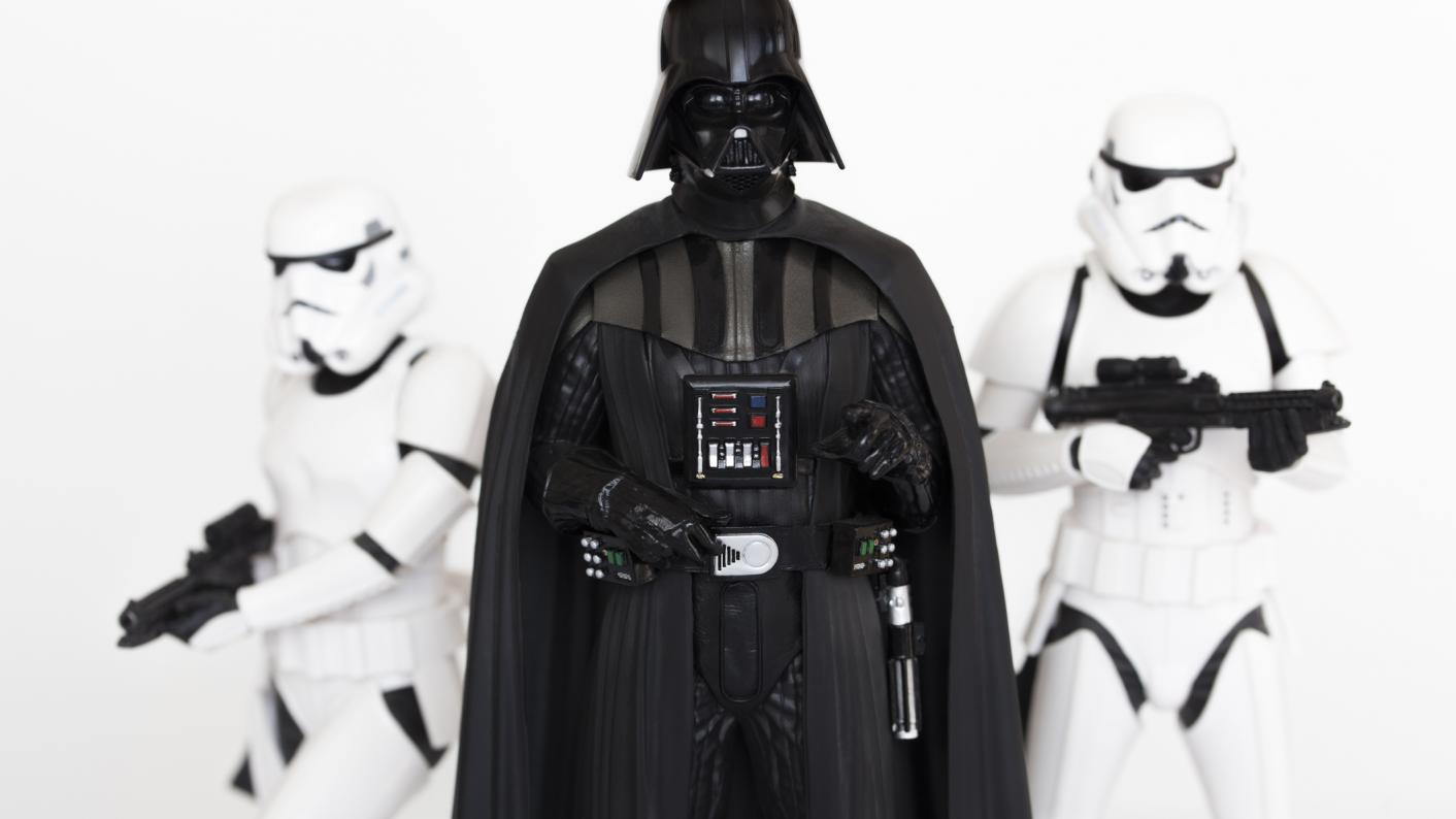 Student wellbeing: Stories of redemption, such as that of Star Wars' Darth Vader, help students to look to the future with positivity in difficult times