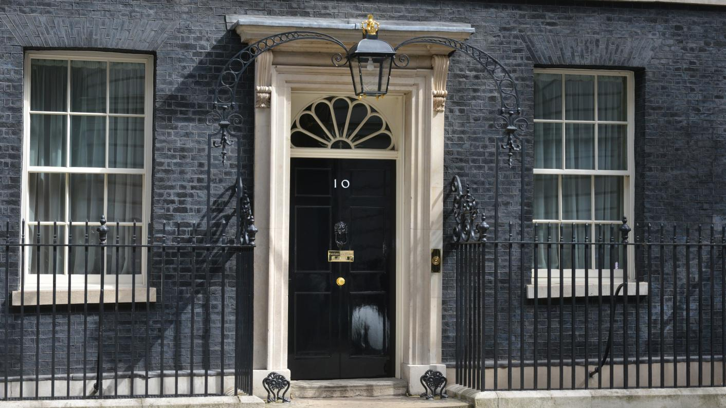 Who will be moving into 10 Downing Street? A who will the new prime minister choose to run the education system?