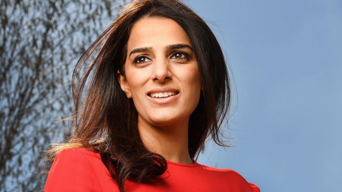 Priya Lakhani, founder and CEO of Century Tech.
