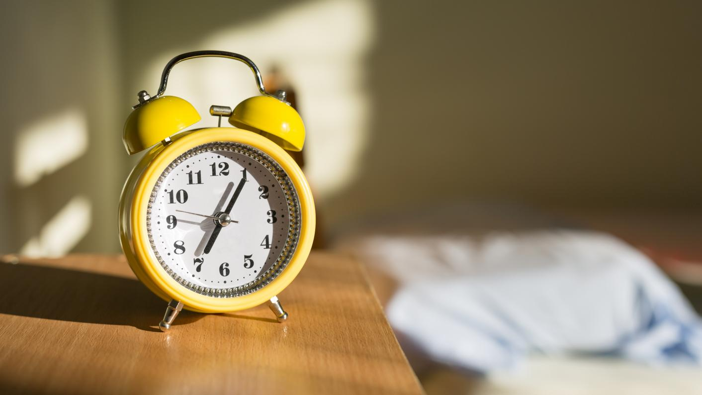Experts warn about a lack of sleep
