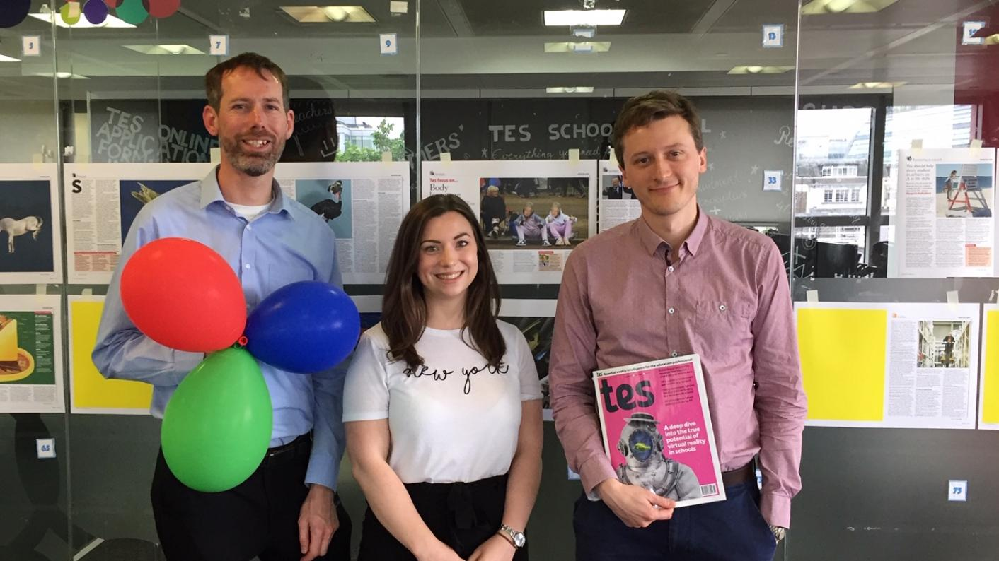 The Tes team discuss, the Tory leadership campaign and school funding, LGBT protests and GCSE fake news.