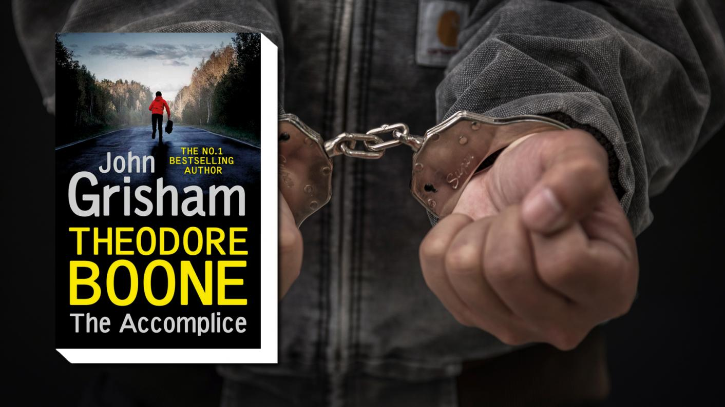 The class book review: Theodore Boone: The Accomplice by John Grisham