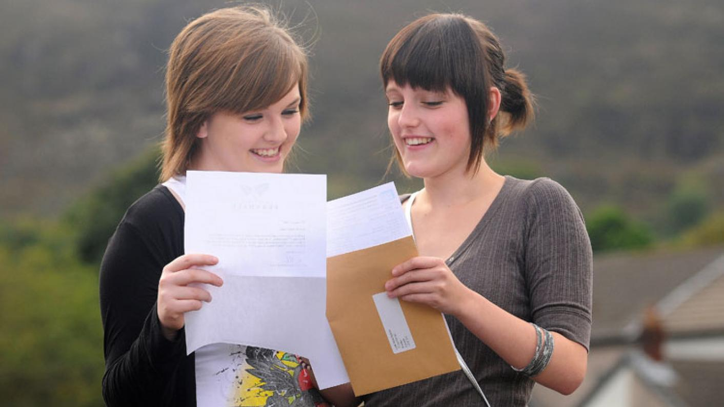 Exam results day: Scotland's young people need to be aware of the many options open to them, says FE minister Richard Lochhead
