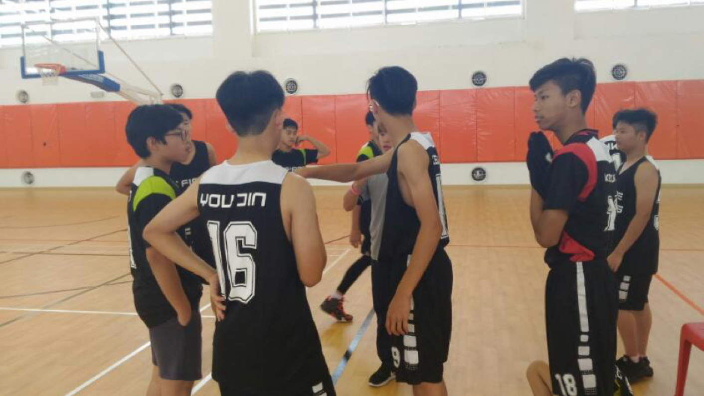 Teaching PE at an International Baccalaureate school