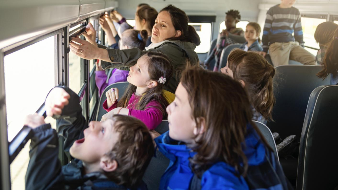 School trips: As a teacher, you have the joy of sharing children's excitement at experiencing new things, writes Emma Kell