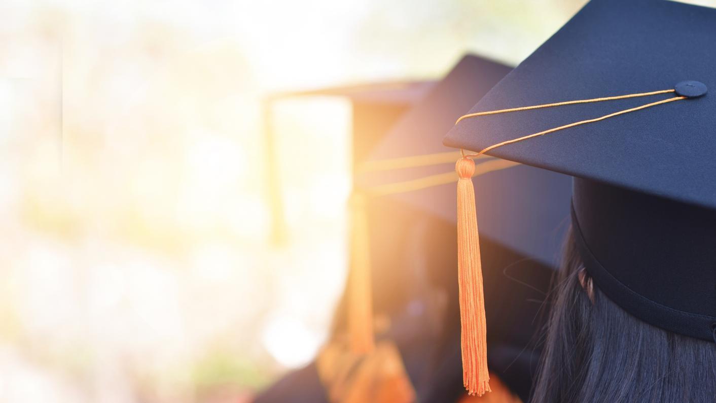 University post-qualification applications