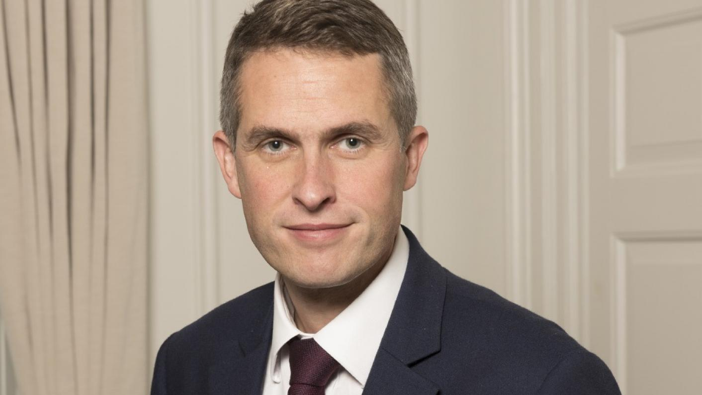 Gavin Williamson, the new education secretary, is to take personal responsibility for the FE and skills brief
