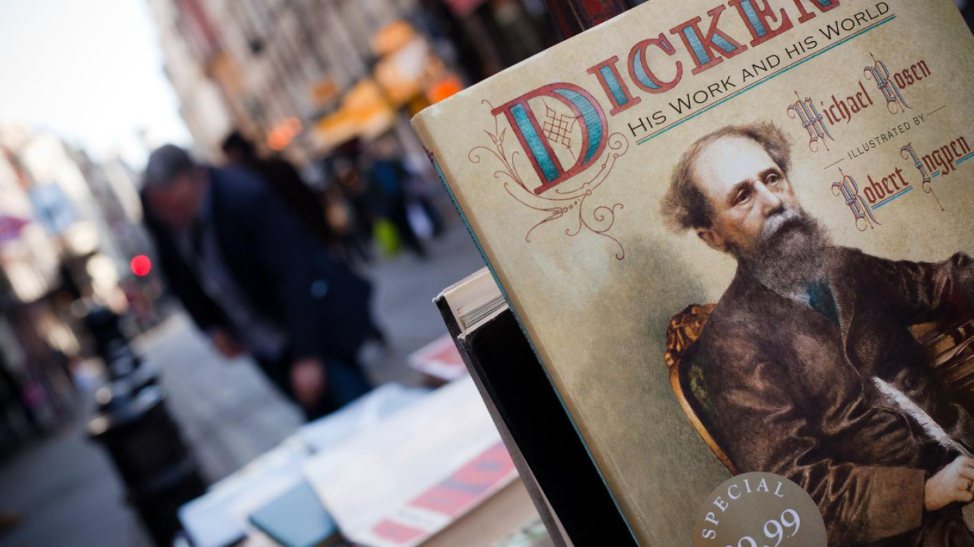 English teacher Haili Hughes was horrified to witness students ripping up copies of Dickens' Great Expectations