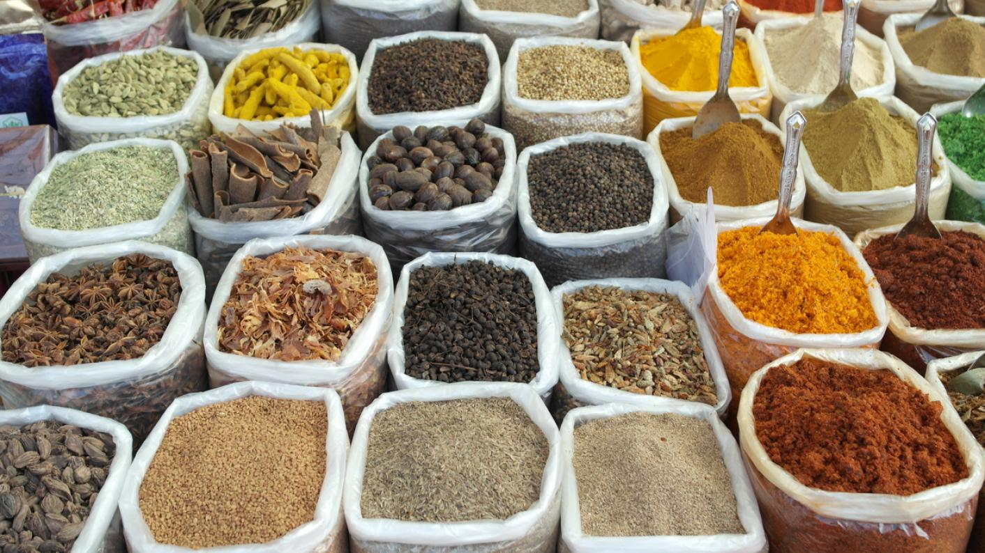 Spicing up teaching the senses