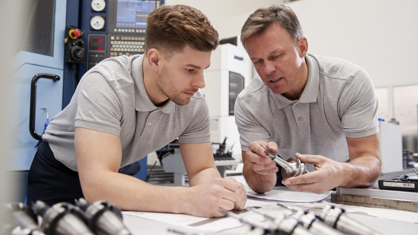 Gavin Williamson: 'Apprenticeships are one of our great successes'