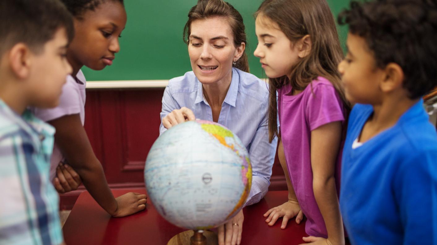 The IB teaching community