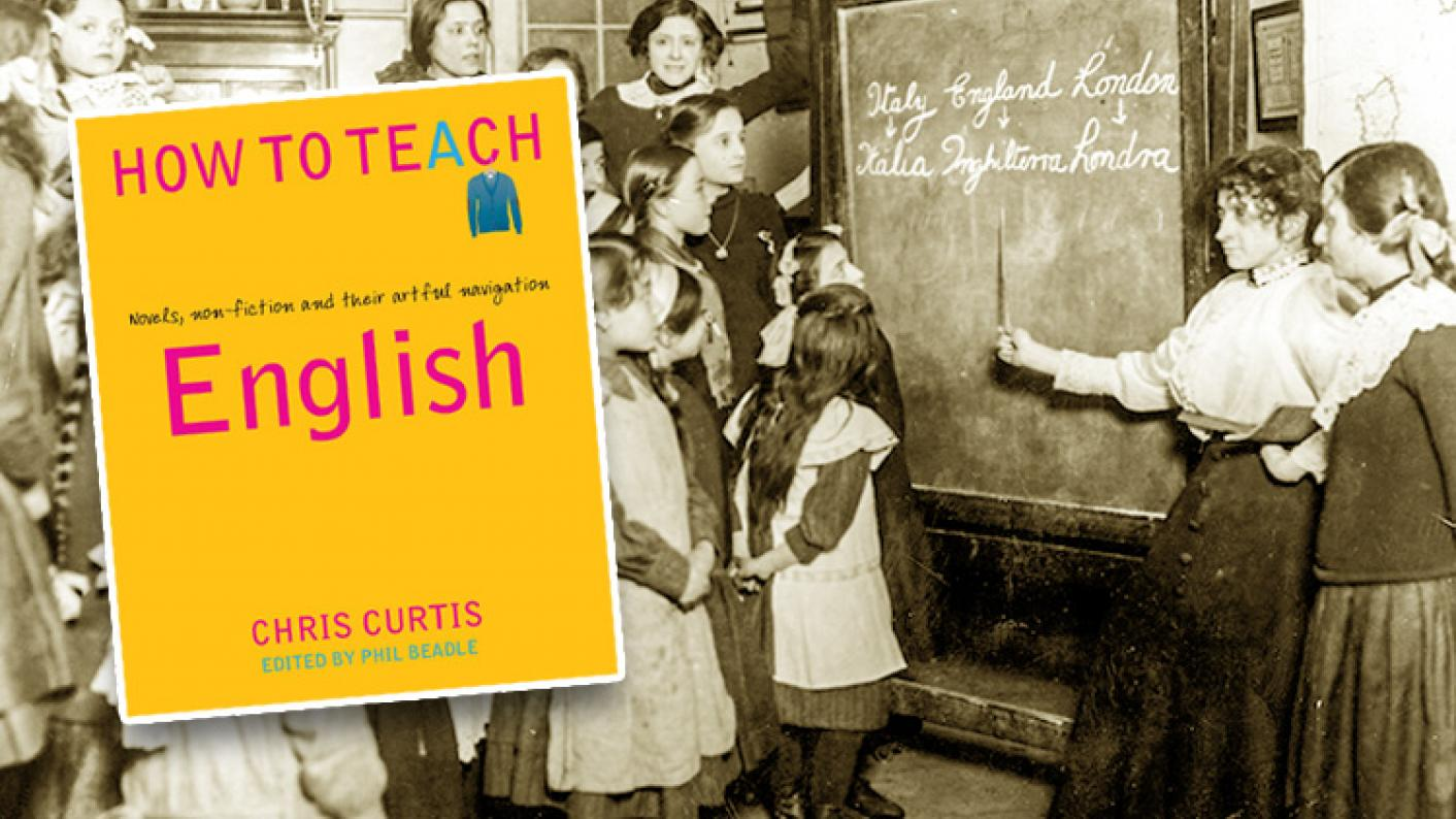 Book review: How to Teach English, by Chris Curtis